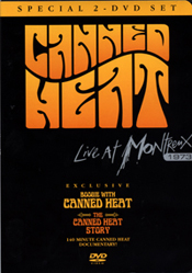canned heat living the blues